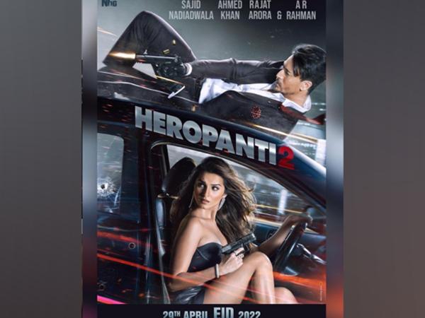 'Heropanti 2' poster (Image source: Instagram)