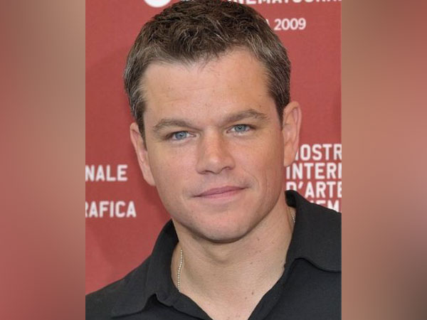 Matt Damon (Image source: Instagram)
