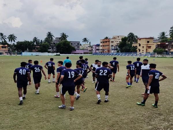 Madan Maharaj FC players (Image: I-league website )