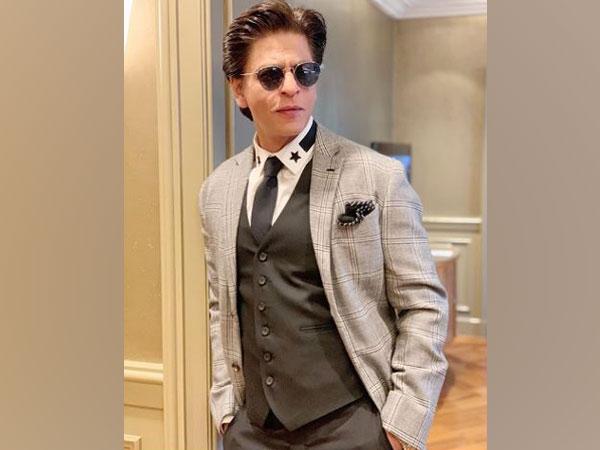 Shahrukh Khan (Image courtesy: Instagram)