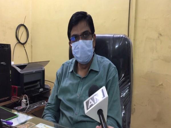 Dr Santosh Verma, Civil Surgeon at the District Hospital, Indore (Photo/ANI)