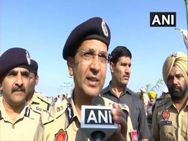 Dinkar Gupta, Director General of Police, Punjab