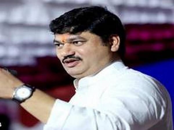 Maharashtra Minister Dhananjay Munde (File photo)