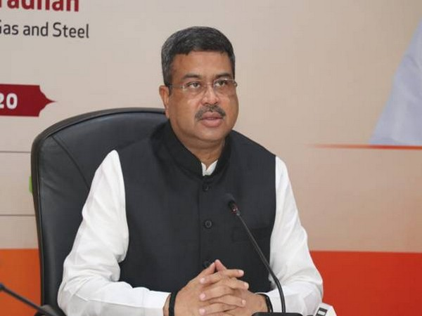 Dharmendra Pradhan, Minister of Petroleum and Natural Gas. (File Photo)