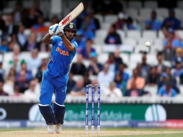 Shikhar Dhawan played a knock of 52 runs against South Africa A.