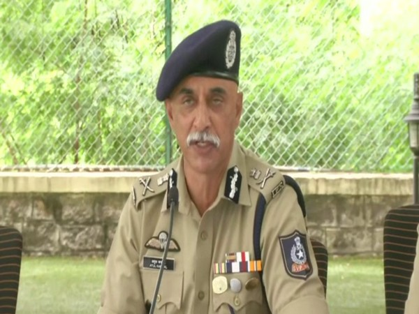 Atul Karwal, Director of SVPNPA (Photo/ANI)