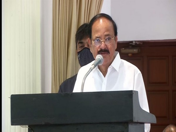 M. Venkaiah Naidu, the Vice-President of India. (Photo/ANI)
