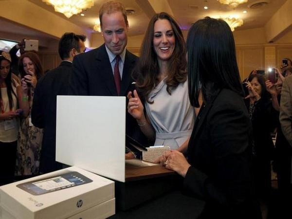 Price William and Duchess Kate