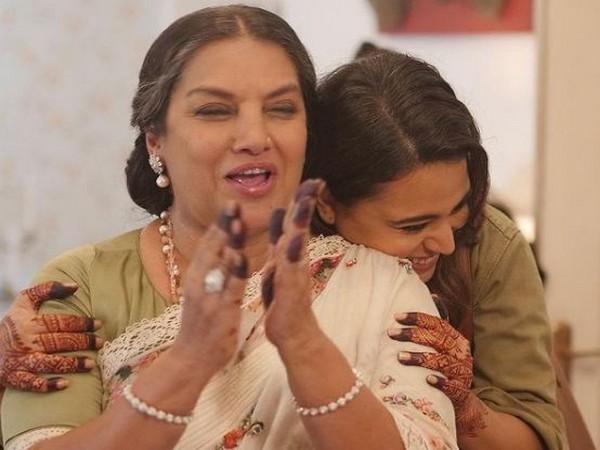 Shabana Azmi and Swara Bhasker (Image source: Instagram)