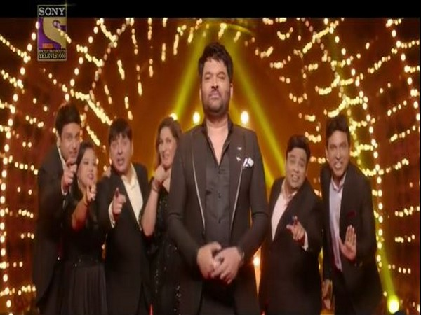 'The Kapil Sharma Show' cast
