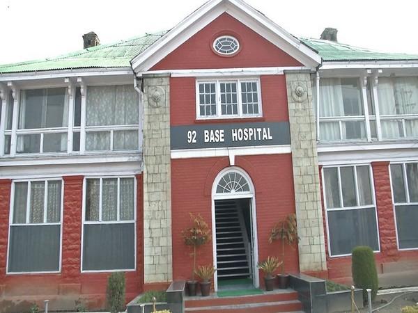 92 Base Hospital in J-K's Srinagar