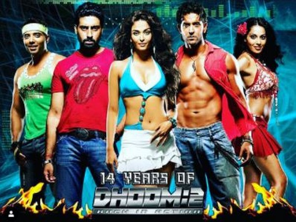 Poster of 'Dhoom: 2'