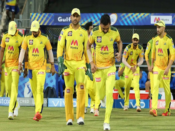 MS Dhoni on Friday played the 200th game for CSK (Image: BCCI/IPL)