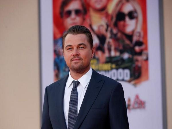 Leonardo DiCaprio (file photo)