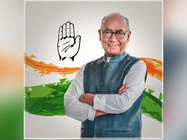 Congress leader Digvijaya Singh (file photo)