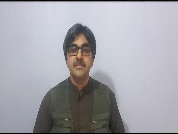 Dil Murad Baloch, the Information and Cultural Secretary of Baloch National Movement (BNM)