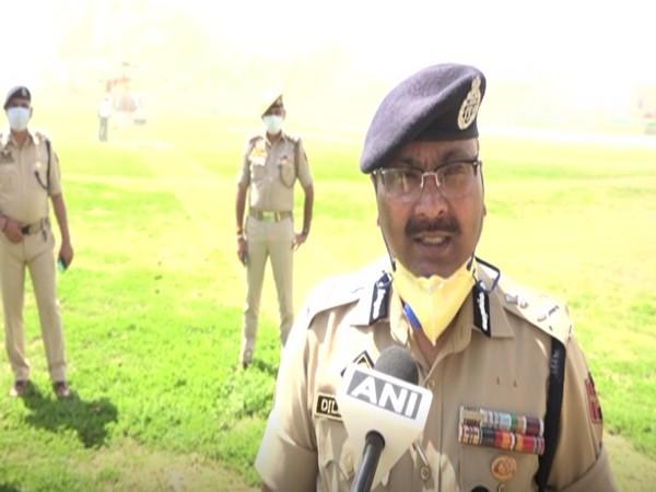 Jammu and Kashmir Director General of Police Dilbag Singh (File photo)
