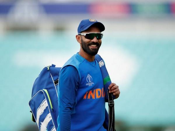 Indian wicket-keeper batsman Dinesh Karthik