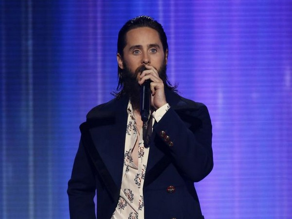 American actor Jared Leto