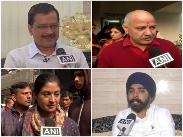 The counting of votes for 70 seats of the Delhi Assembly began at 8 am today amid tight security.
