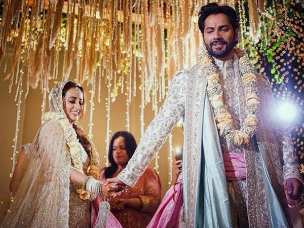 Actor Varun Dhawan getting married to fashion designer Natasha Dalal (Image Source: Instagram)