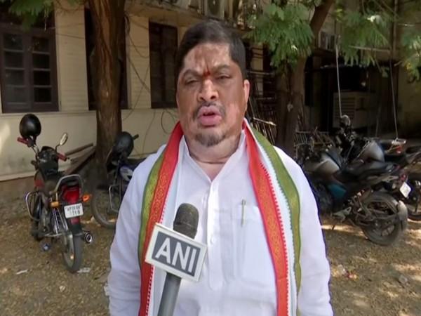 Telangana Congress leader Ponnam Prabhakar (file pic/ ANI).