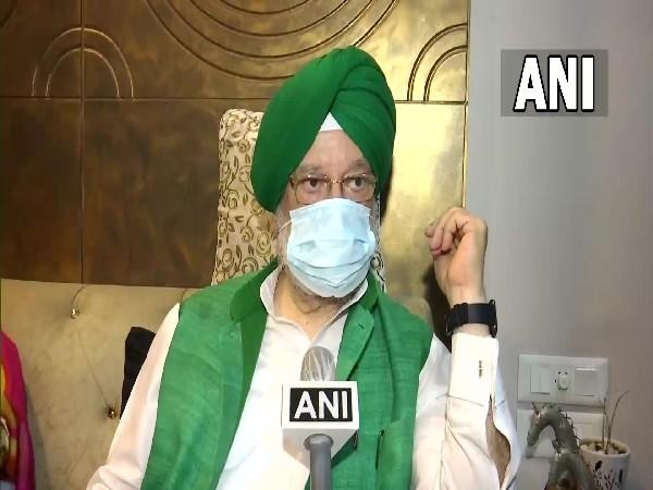 Union Minister Hardeep Singh Puri (Photo/ANI)