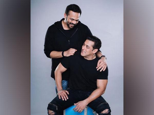 Salman Khan and Rohit Shetty, Image Courtesy: Instagram
