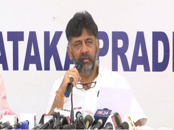 KPCC president DK Shivakumar (File Photo/ANI)
