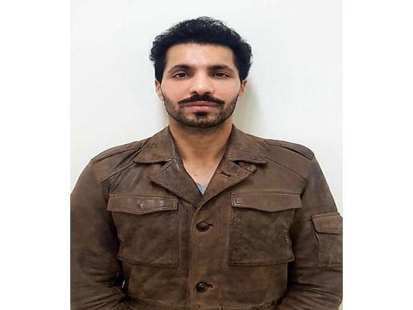 Punjabi actor-turned-politician Deep Sidhu. (ANI)