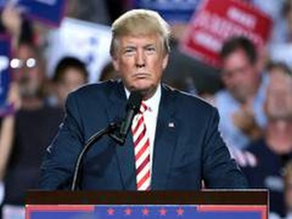 US President Donald Trump (File pic)