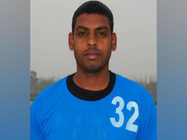 Former India goalkeeper Prasanta Dora (Image: AIFF)