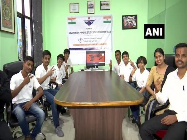 NaPSAT is an initiative of Bhubaneswar-based Navonmesh Prasar Foundation.