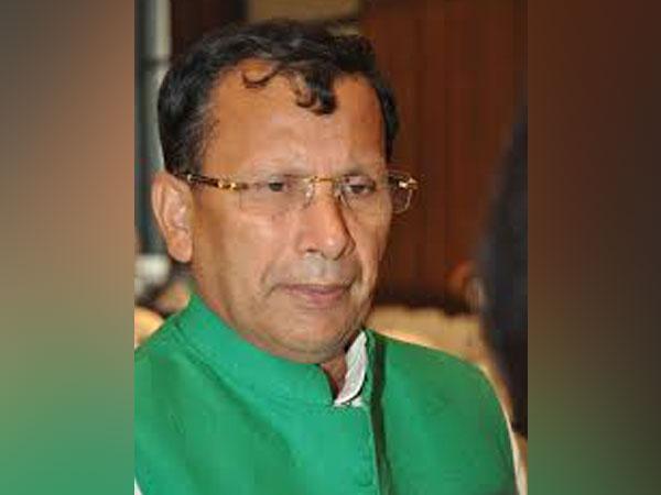Rashtriya Lok Samta Party (RLSP) MP Ram Kumar Sharma