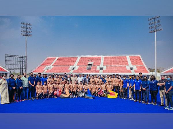 (Image:  Odisha Sports' Twitter)