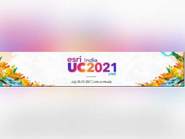 22nd Esri India User Conference 2021