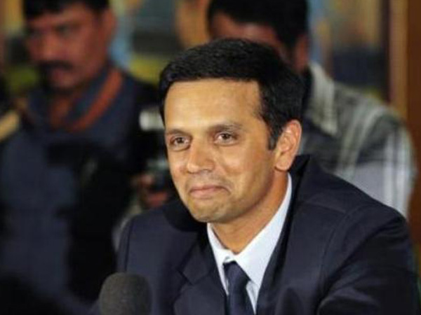Former Indian captain Rahul Dravid (File photo)