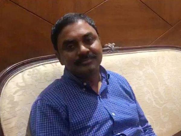 DRDO Chairman G Satheesh Reddy speaking to ANI