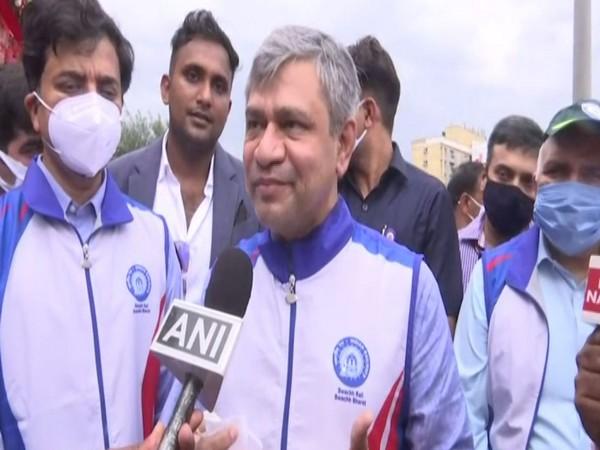 Union Minister of Railways Ashwini Vaishnaw (Photo/ANI)