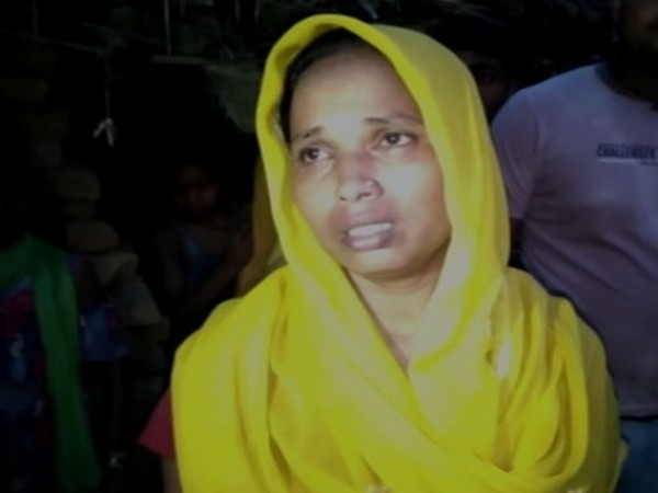 Mother of one of child who died, speaking to ANI on Friday at Samastipur