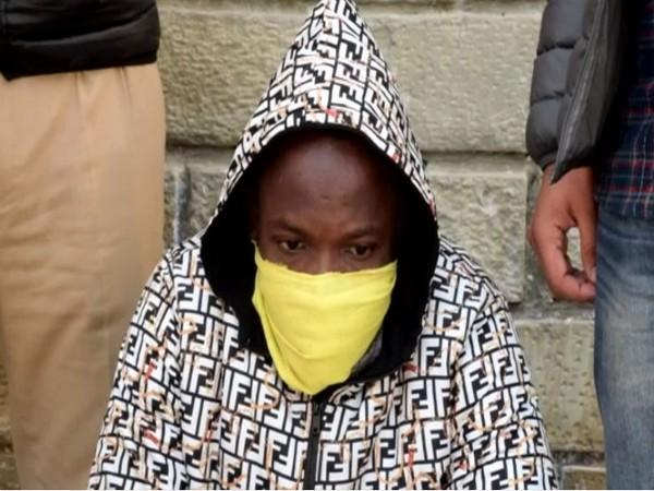 Accused Ugochukwu John Obiako