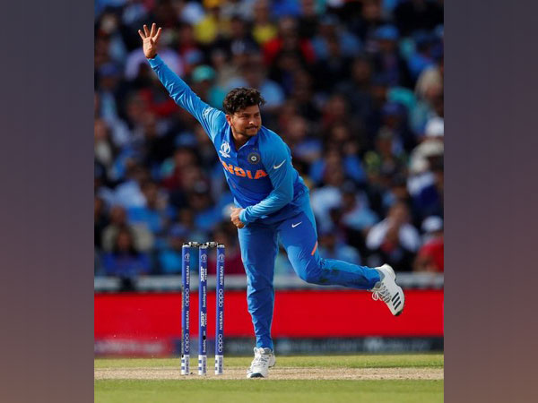 India spinner Kuldeep Yadav (file image)