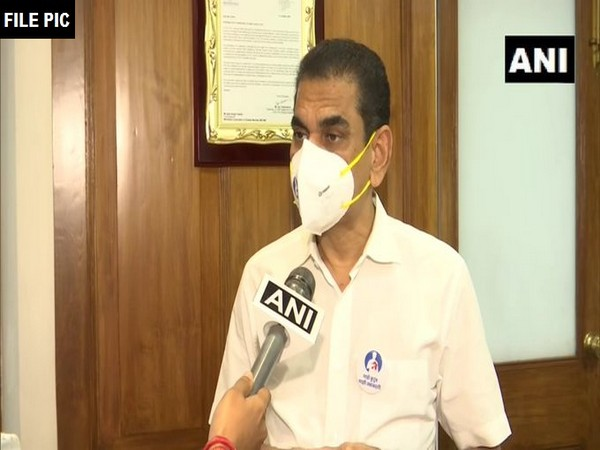 Iqbal Singh Chahal, BMC Commissioner, speaking to ANI on Tuesday.