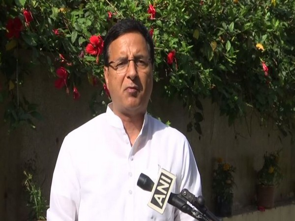 AICC General Secretary Randeep Singh Surjewala (Photo/10cric offers)