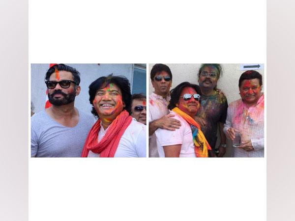 Vikash Verma cancels his Holi celebration