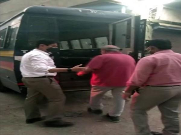 Mumbai police arrests Car designer Dilip Chhabria (Photo/ANI)