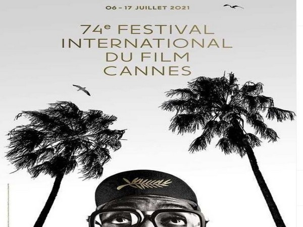 Cannes 2021 poster (Image Source: Instagram)