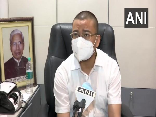 Owner of Shree Paras hospital Dr Arinjay Jain (Photo/ANI)