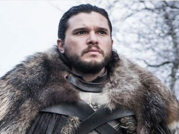 Kit Harington as Jon Snow in a still from 'Game of Thrones' (Image source: Instagram)