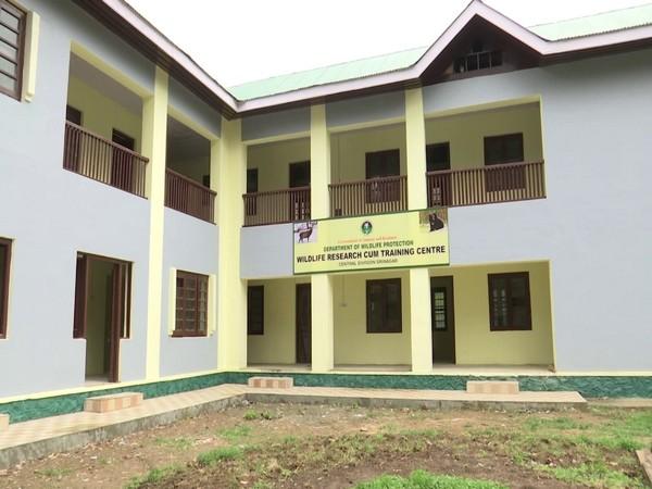 Wildlife research cum training centre in Dachigam National Park (Photo/ANI)